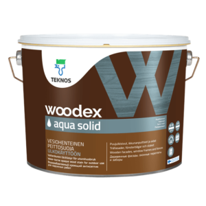 WOODEX AQUA SOLID