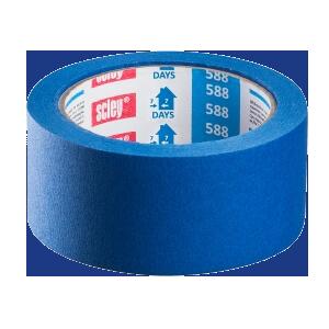 Scley taśma maskująca niebieska kauczuk