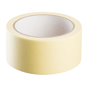 Taśma maskująca papierowa żółta Hotmelt