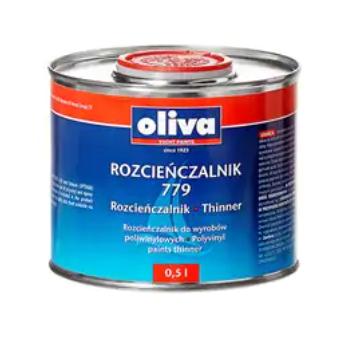 Puszka rozcieńczalnika Oliva 779
