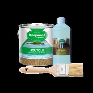 Zestaw do impregnacji drewna Koompans Paints