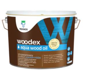 Puszka farby Teknos Woodex